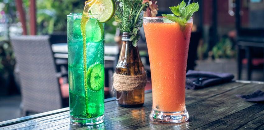 نوشیدنی گیاه خواری