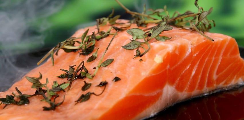 ماهی و چربی سوزی