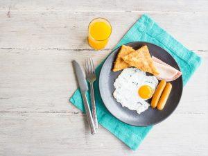 عادت صبحگاهی برای کاهش وزن