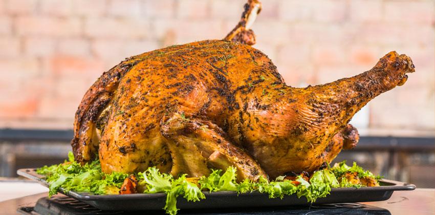 گوشت بوقلمون یک میان وعده برای کاهش وزن