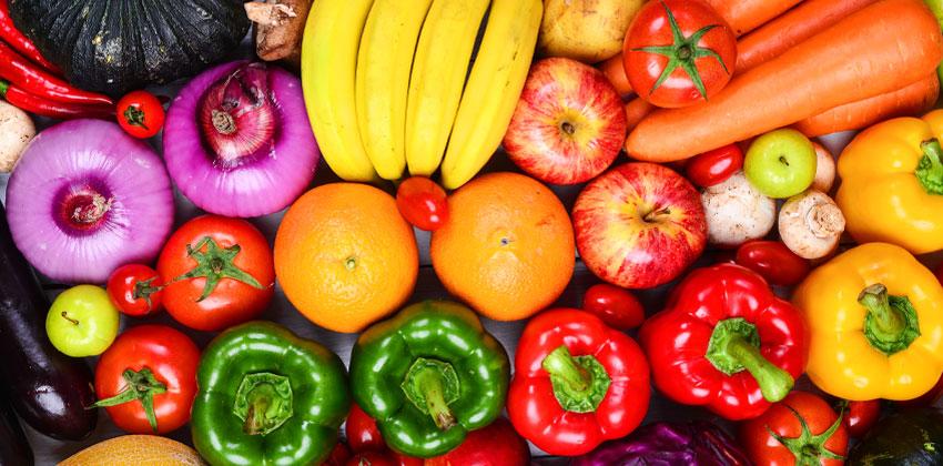 میوه و سبزیجات برای رژیم کم کربوهیدرات