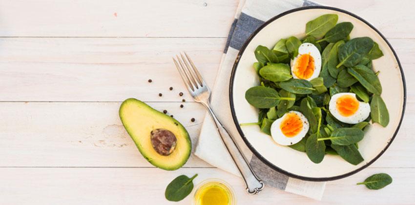 لیست مواد غذایی رژیم کتوژنیک