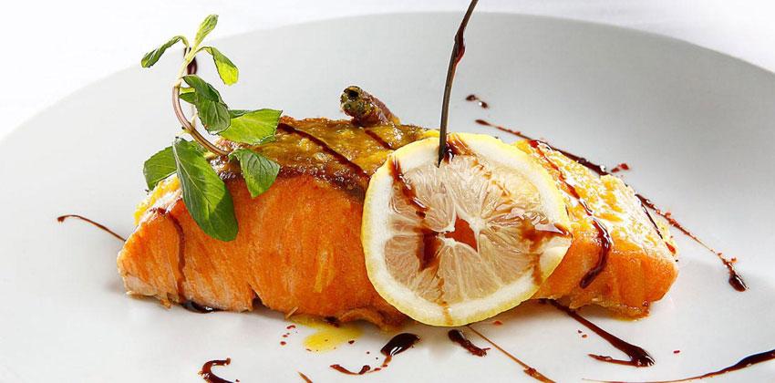 برای لاغر شدن ماهی روغنی بخورید