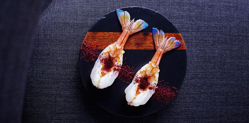 غذای دریایی در رژیم لوکارب