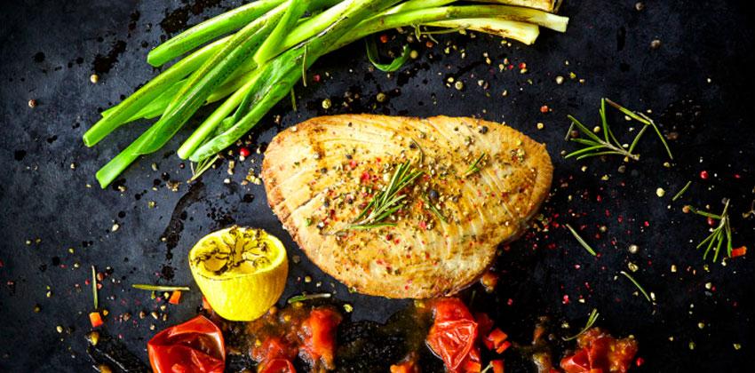 سالم غذا خوردن چگونه است