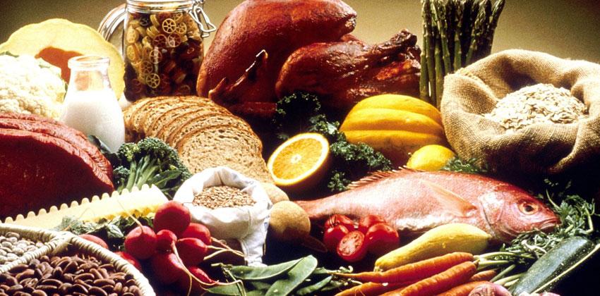 مواد غذایی کامل