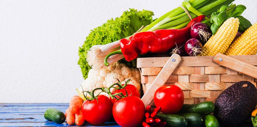 سبزیجات کم کالری غذاها هستند