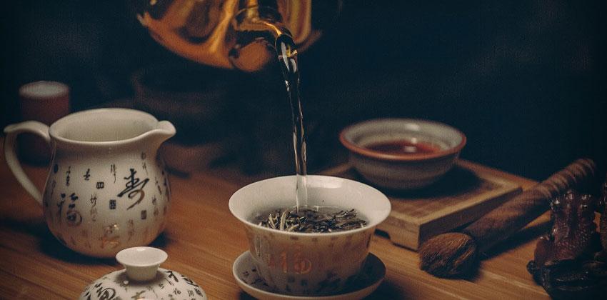 چای سبز ضد اشتهای قوی است