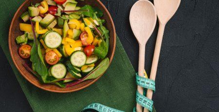 مواد غذایی کم کالری و بدون کالری و چربی سوز